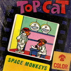 "Top Cat ""Space Monkeys"""