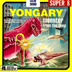 "Yongary, Monstre des Abysses ""Yongary Monster from the Deep"""