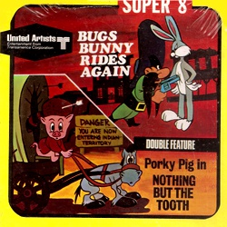 Bugs Bunny rides Again & Nothing but the Tooth