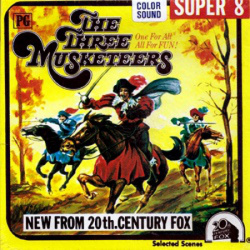 "Les Trois Mousquetaires ""The Three Musketeers"""