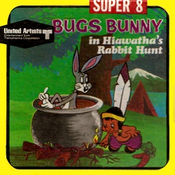 "Bugs Bunny ""Hiawatha's Rabbit Hunt"""