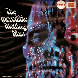 "Le Monstre qui vient de l'Espace ""The Incredible Melting Man"""