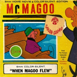 "Mr. Magoo ""When Magoo Flew"""