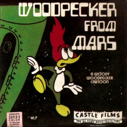 "Woody Woodpecker ""Woodpecker from Mars"""