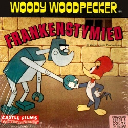 "Woody Woodpecker ""Franken-Stymied"""