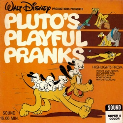 Pluto's Playful Pranks