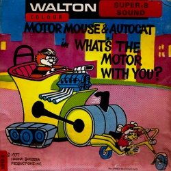 "Motormouse & Autocat ""What's the Motor with You"""