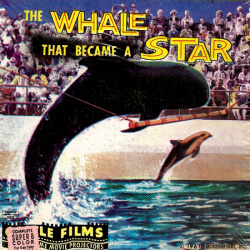 "La Baleine qui est devenue une Star ""The Whale that became a Star"""