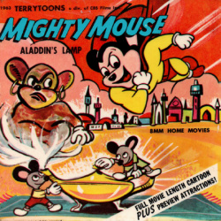"Mighty Mouse ""Aladdin's Lamp"""