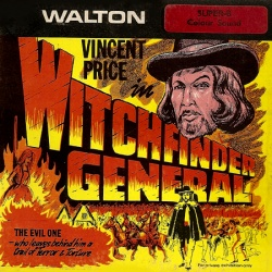 "Le grand Inquisiteur ""Witchfinder General"""