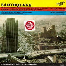 "Tremblement de Terre ""Earthquake"""