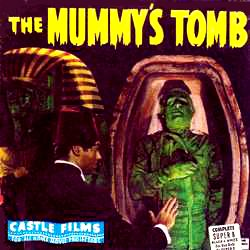 "La Tombe de la Momie ""The Mummy's Tomb"""