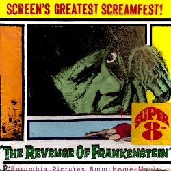 "La Revanche de Frankenstein ""The Revenge of Frankenstein"""