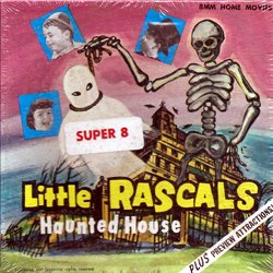 "Les petites Canailles ""Little Rascals - Haunted House"""