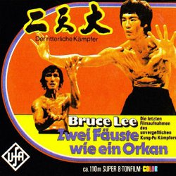 "Chinese Godfather ""Bruce Lee - Zwei Fäuste wie ein Orkan"""