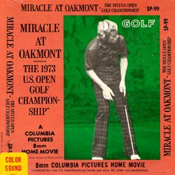"US Open de Golf 1973 ""Miracle at Oakmont - The 1973 U.S. Open Golf Championship"""