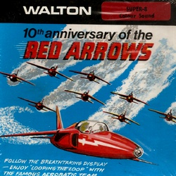 10 th Anniversary of the Red Arrows