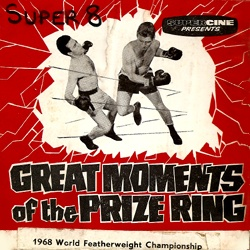 "Grands Moments des Rings professionnels ""Great Moments of the Prize Ring - 1968 World Championship"""