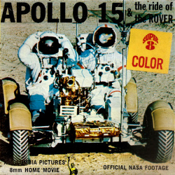 "Apollo 15 ""The Ride of the Rover"""