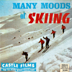 "Nombreuses Façons de Skier ""Many Moods of Skiing"""