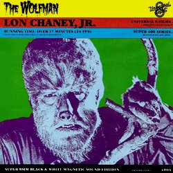 "Le Loup-Garou ""The Wolfman"""