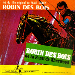 robin des bois et ses joyeux compagnons robin des bois de la for t de sherwood film super 8. Black Bedroom Furniture Sets. Home Design Ideas