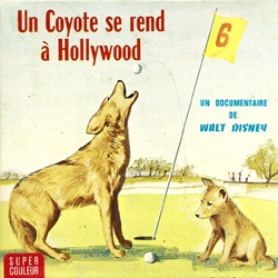 Un Coyote se rend à Hollywood