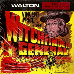 "Le grand Inquisiteur ""Witchfinder General - The Evil one"""