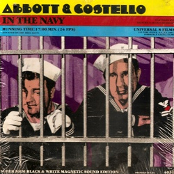 "Deux Nigauds Marins ""Abbott & Costello in the Navy"""