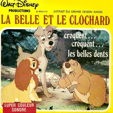 La Belle Et Le Clochard Film Super 8 Bd Cine Com