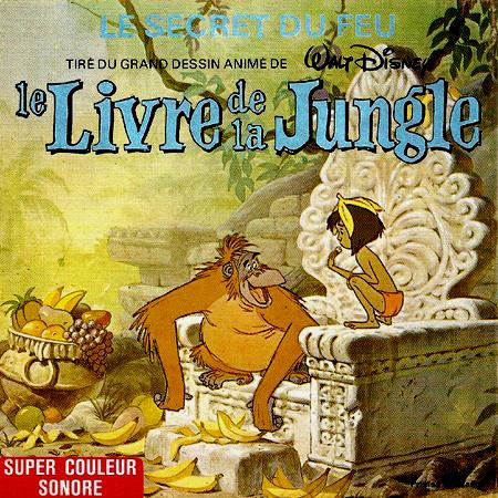 Le Livre De La Jungle Le Secret Du Feu Film Super 8 Bd Cine Com