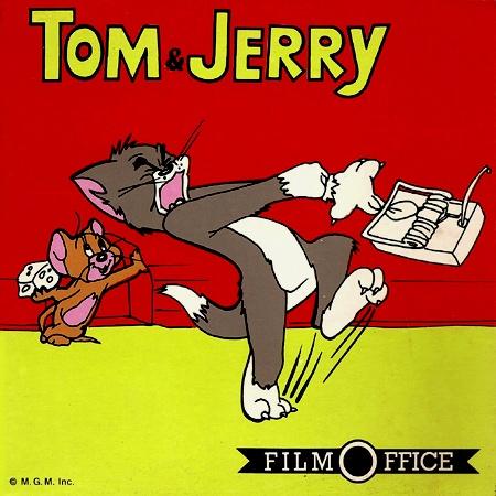 Tom et jerry la nuit de no l film super 8 bd - De tom et jerry ...
