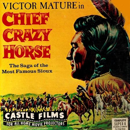 Le Grand Chef Chief Crazy Horse Film Super 8 Bd Cine Com