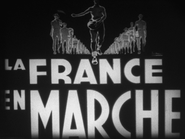 "La France en Marche ""Du Submersible au Sous-marin"" (Film"