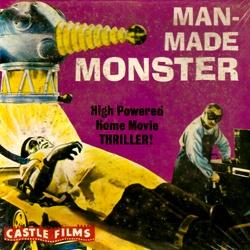 L 39 chapp de la chaise lectrique man made monster film autres formats bd - Chaise electrique en france ...