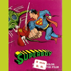 "Superboy ""L'Incontro con Mighty Lad"""
