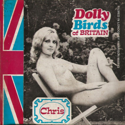 "Dolly Birds of Britain ""Chris"""