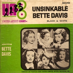 The Unsinkable Bette Davis