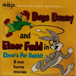 "Bugs Bunny and Elmer Fudd ""Elmer's Pet Rabbit"""