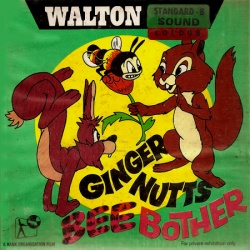 "Ginger Nutts ""Ginger Nutt's Bee Bother"""