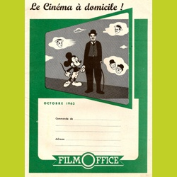 Catalogue Film Office Octobre 1963