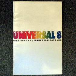 Catalogue Universal 8 1980