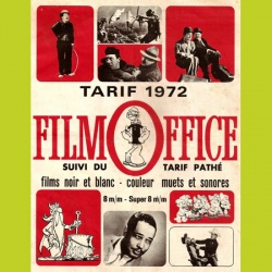 Catalogue Film Office 1972